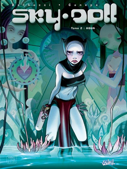 Tome 2 / Aqua / Edition Française / Soleil