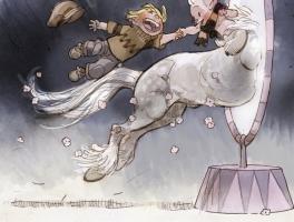 circus - Manu Arenas
