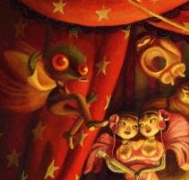 circus - Benjamin Lacombe et Barbara Canepa